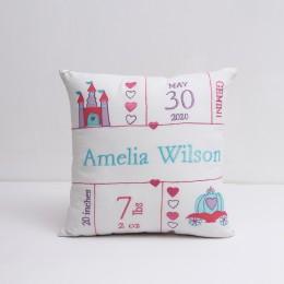 Princess Birth Pillow
