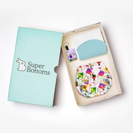 Newborn Mini Gift Box - Coloured Skies