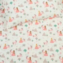 Organic Fairytale Crib Sheet