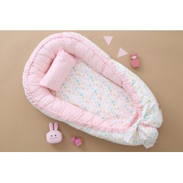 FOREST ANIMALS - BABY LOUNGER