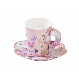 Blossom Cup and Saucer Set