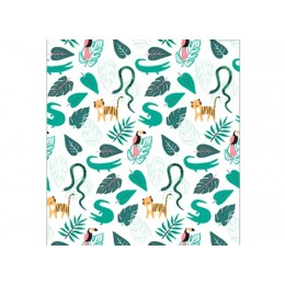 Go Wild Gift Wrapping Sheets