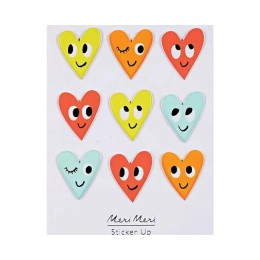Heart Multipurpose Puffy Sticker