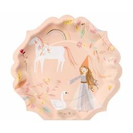 Magical Princess Plate L