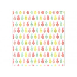Pineapple Gift Wrapping Sheets
