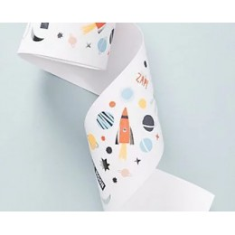 Space Sticker Roll