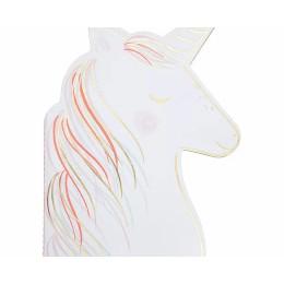 Unicorn Sticker & Sketchbook