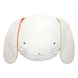 Velvet Bunny Cushion
