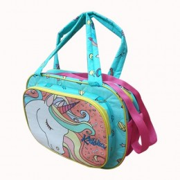 Pink Unicorn Baby Set Diaper Bag