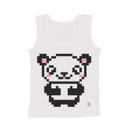 Rohan's Panda - Boy Vests