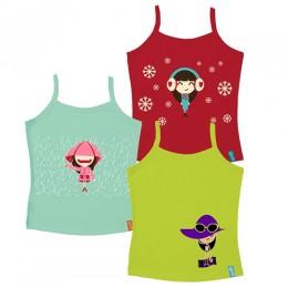 Seasons - Girl Vests