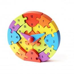Clock 3D Jigsaw Puzzle