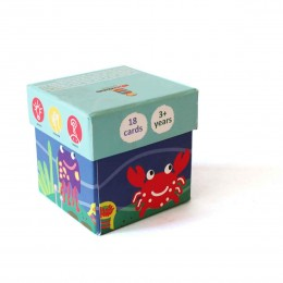 Sea-Side Memory Card Game