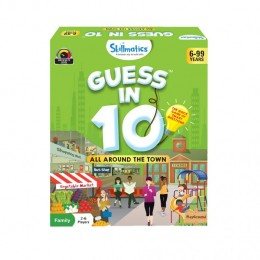 Guess in 10 – All Around The Town | Card Game of Smart Questions