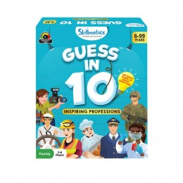 Guess in 10 – Inspiring Professions | Card Game of Smart Questions
