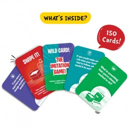 Train of Thought – Card Game of Exciting Questions