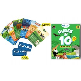 Guess in 10 – Animal Planet | Card Game of Smart Questions