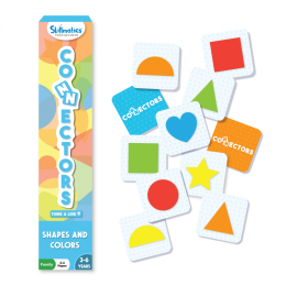 Connectors – Shapes and Colors | Tile Game of Smart Connections