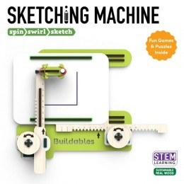Buildables : Sketching Machine