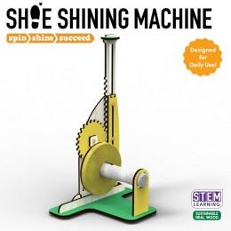 Buildables : Shoe Shining Machine