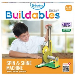 Buildables : Spin and Shine Machine