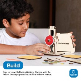 Buildables : Weighing Machine