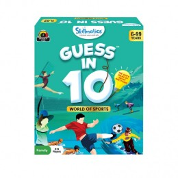 Guess in 10 – World of Sports | Card Game of Smart Questions