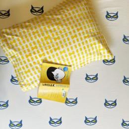 SLEEP - Bed Sheet & Pillow Cover : Supermeow