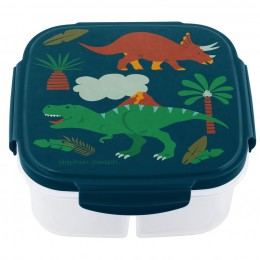 Snack Box with Ice Pack - Dino