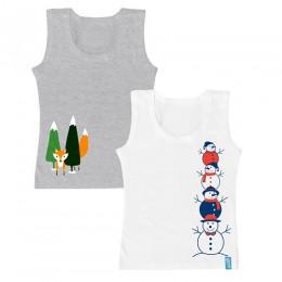Snowbound - Boy Vests