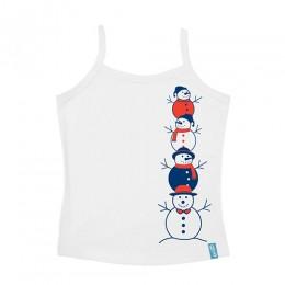 Snowbound - Girl Vests