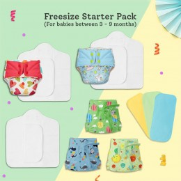 Starter Pack - 3 - 9months