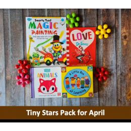 Tiny Stars Pack