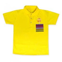 Yellow polos
