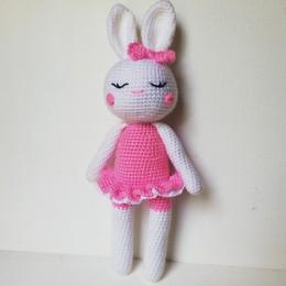 Pink Bunny Girl