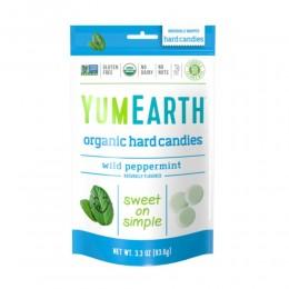 Organic Peppermint Hard Candies
