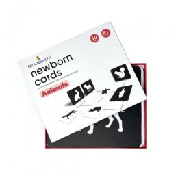 Newborn Cards - Animals