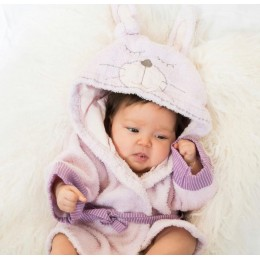 Bunny Bath Robe