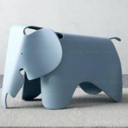 Elephant Kids Seat - Blue
