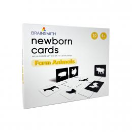 Newborn Cards - Farm Animals