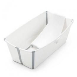 Flexi Bath Tub Bundle Pack -White