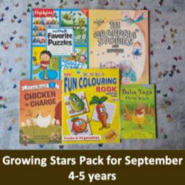 Growing Stars Pack
