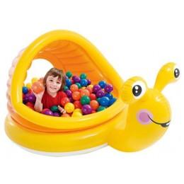Lazy Snail Shade Baby Pool