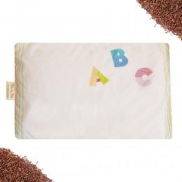 Organic Baby Rai Pillow - ABCD