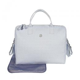 Little Stars Blue Diaper Changing Bag