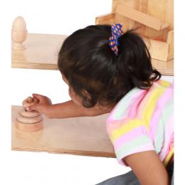 Montessori Toddler Low shelf