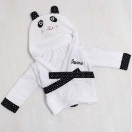 Panda Bath Robe