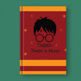 Personalised Notebook - Harry Potter