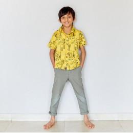 Road Trip Boy Shirt