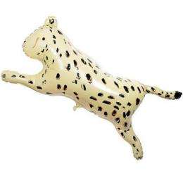 Safari Cheetah Foil Balloon
